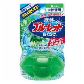 小林製薬 水洗トイレ用芳香剤 液体ブルーレットおくだけ つけ替用 森の香り 70ml 【返品種別A】