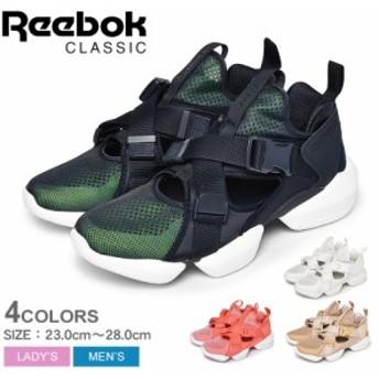 リーボック スニーカー メンズ レディース 靴 軽量 黒 白 REEBOK 3D OP.S-STRP CN7916 CN7921 CN7917 CN7918