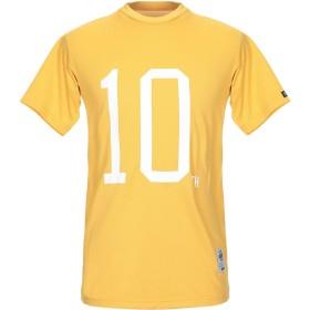 《期間限定セール開催中!》GRMY メンズ T シャツ イエロー S ポリエステル 100%