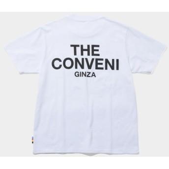 ザ・コンビニ/THE CONVENI POCKET T/ホワイト/S