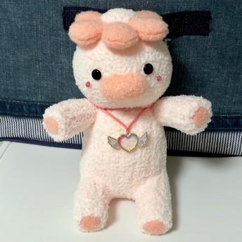 lily bellのmokaさんとのコラボ作品(ピンク色)