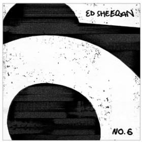 ソニーミュージックエド・シーラン / No.6 コラボレーションズ・プロジェクト【CD】WPCR-18252