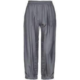《期間限定セール開催中!》PORSCHE DESIGN レディース パンツ 鉛色 34 シルク 100%