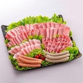 【ファームヨシダ】 豚肉バーベキューセット