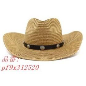 麦わら帽子 メンズ レディース アウトドア 帽子 通気性 日焼け止め UVカット帽子 遮光 釣り つば広ハット 農作業 日よけ帽子 紫外線対策
