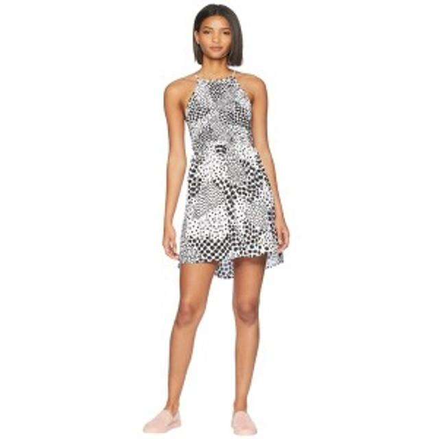 ボルコム レディース ワンピース トップス Haute Stone Dress Dot