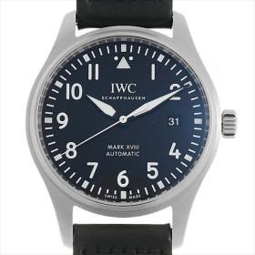 48回払いまで無金利 IWC パイロットウォッチ マーク18 IW327001 中古 メンズ 腕時計