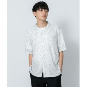[マルイ]【セール】メンズシャツ(マーブルシャツ(5分袖))/センスオブプレイスバイアーバンリサーチ(メンズ)(SENSE OF PLACE )