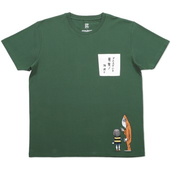 募集 (ゲゲゲの鬼太郎 ショート スリーブ ティー B)