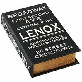 本型の小物入れ - ブックストレージボックス - - Broadway ブロードウェイ - インターフォルム(INTERFORM INC.) GD-9