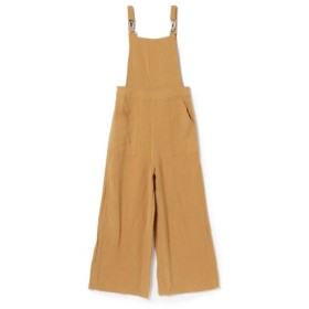 (BEAMS OUTLET/ビームス アウトレット)GHOSPELL/Ranger Pinafore Jumpsuit/レディース BEIGE