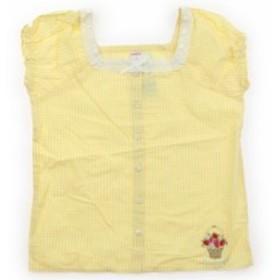 【ジンボリー/Gymboree】シャツ・ブラウス 130サイズ 女の子【USED子供服・ベビー服】(403666)