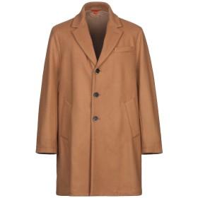 《期間限定セール開催中!》BARENA メンズ コート キャメル 50 ウール 80% / ナイロン 20%