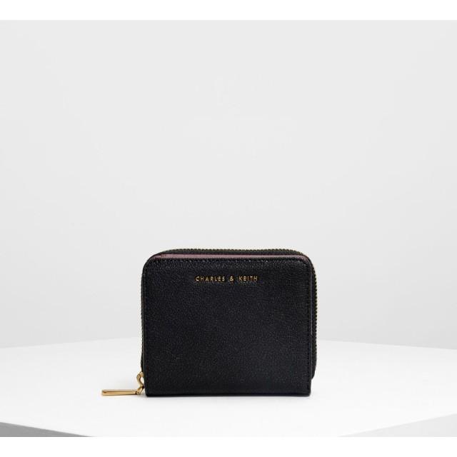 【再入荷】クラシック ジップウォレット / Classic Zipped Wallet (Black)