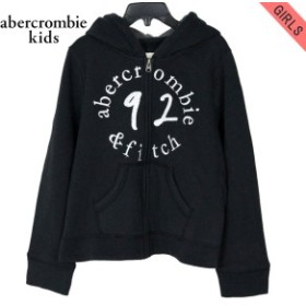 アバクロキッズ パーカー ガールズ 子供服 正規品 AbercrombieKids  shine logo full-zip sweatshirt 252-771-0325-091