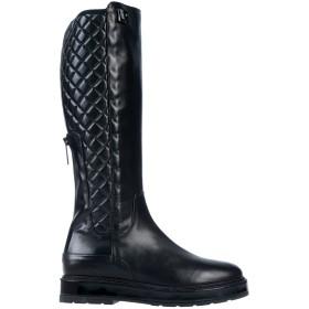 《セール開催中》LORETTA PETTINARI レディース ブーツ ブラック 37 革