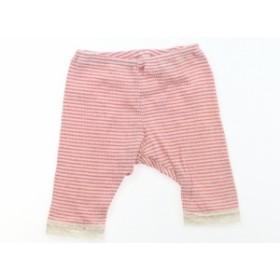 【コンビミニ/Combimini】レギンス 80サイズ 女の子【USED子供服・ベビー服】(404206)
