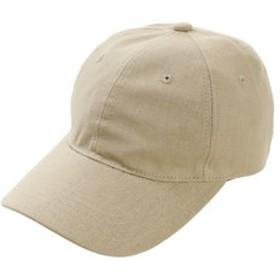 【Super Sports XEBIO & mall店:帽子】レディースプレーンキャップ 3 898PA9ST1650 BEG