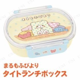 【取寄品】 タイトランチボックス小判 360mL まるもふびより 台所用品 キッチン用品 弁当箱 サンリオ キャラクター