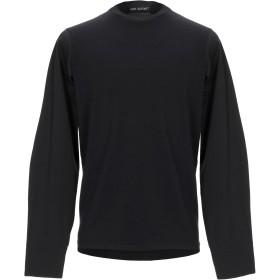 《期間限定 セール開催中》NEIL BARRETT メンズ T シャツ ブラック XS コットン 94% / ポリウレタン 6%