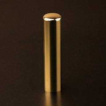 プレミアムチタン/実印 プレミアムゴールド 13.5mm