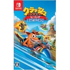 Game Soft (Nintendo Switch)/クラッシュ・バンディクーレーシング ブッとびニトロ!