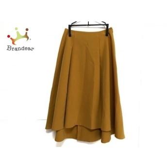 ブレンへイム BLENHEIM スカート サイズXS レディース 美品 イエロー スペシャル特価 20190829