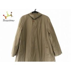 バーバリーズ Burberry's コート メンズ 美品 ベージュ ネーム刺繍/冬物 新着 20190605