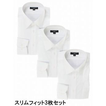 [マルイ] 【WEB限定】形態安定スリムフィット長袖ドレスシャツ/タカキュー(TAKA-Q)