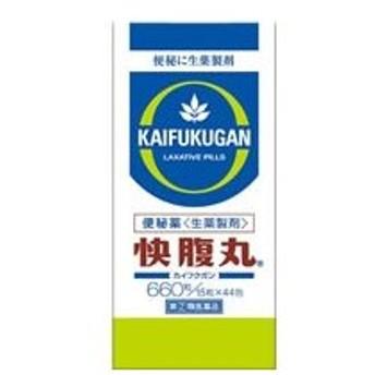 【第(2)類医薬品】薬)久光製薬/快腹丸 660錠(15錠X44包)