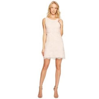 ジェシカシンプソン レディース ワンピース トップス Tiered Lace Dress JS4R4533 Blush