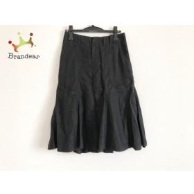 エポカ EPOCA スカート サイズ40 M レディース 美品 黒   スペシャル特価 20190908