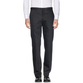《セール開催中》VERSACE COLLECTION メンズ パンツ ブラック 52 コットン 56% / ナイロン 39% / ポリウレタン 5%