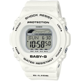 【BABY-G】G-LIDE(Gライド) / BLX-570-7JF (オフホワイト)