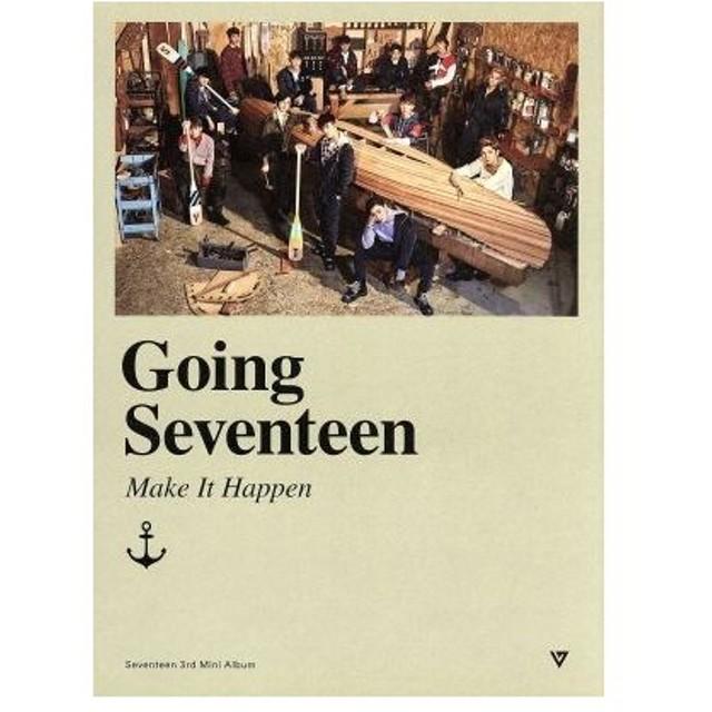 【輸入盤】Going Seventeen(Make It Happen)/SEVENTEEN(Korea)