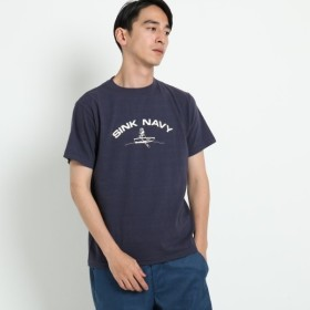 [マルイ]【セール】【ユニセックス】レガッタ風プリントTシャツ/ドレステリア(メンズ)(DRESSTERIOR Mens)