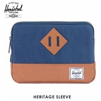 ハーシェル Herschel iPad Mini ケース Heritage Sleeve for iPad Mini Sleeves 10139-00007-OS Navy