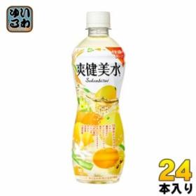 コカ・コーラ 爽健美水 500ml ペットボトル 24本入