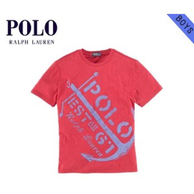 69b4b82061139 ポロ ラルフローレン キッズ POLO RALPH LAUREN CHILDREN 正規品 子供服 ボーイズ 半袖Tシャツ