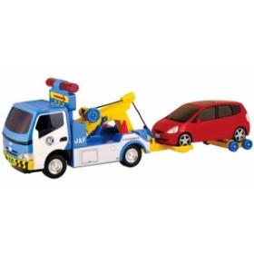 JAF レッカー車  おもちゃ こども 子供 知育 勉強