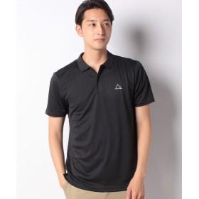 【66%OFF】 ジョルダーノ ロゴポロシャツ メンズ ブラック M 【GIORDANO】 【セール開催中】