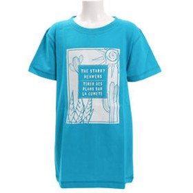 【Super Sports XEBIO & mall店:トップス】【オンライン特価】 ボーイズ 半袖Tシャツ 865PA9JY9273 EGRN