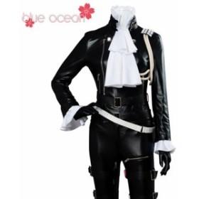 プロメア Promare リオ・フォーティア LIO FOTIA  風 コスプレ衣装  cosplay ハロウィン  イベント 仮装