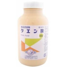 小堺製薬 食添クエン酸 500g