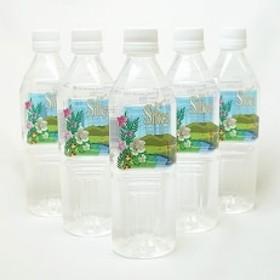スーパーシリカ天然水 500ml/24本入