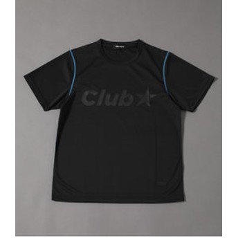 【AZUL by moussy:トップス】【MEN'S】CLUBAZUL NEON STITCH T-SHIRT