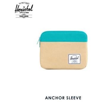 ハーシェル Herschel 10053-00024-OS Anchor Sleeve for iPad Khaki/Teal iPadケース