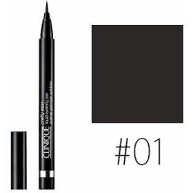 クリニーク プリティ イージー リキッド アイライニング ペン【#01】 #ブラック 0.67g【W_13】