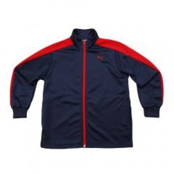 プーマ(PUMA) ゼビオ限定 トレーニングジャケット 594230 02 NVY(Jr)