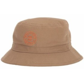 ブリクストン メンズ 帽子 アクセサリー Oath Bucket Hat Khaki